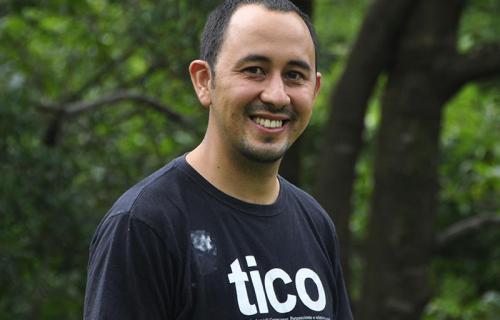 Sustainable Futures Program Coordinator, Aníbal Torres Leitón