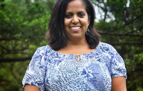 Public Health Program Coordinator, Jenny Peña
