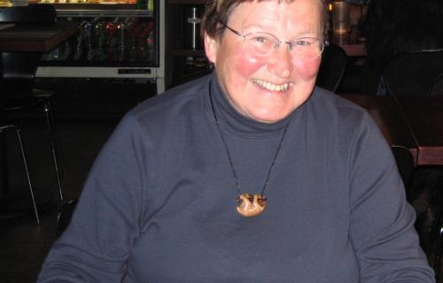 Secretary, Leslie Burlingame