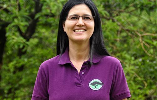 Academic Assistant, Lilliam Zuñiga