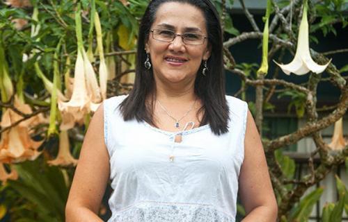 Financial Director, Seidy Torres Leitón