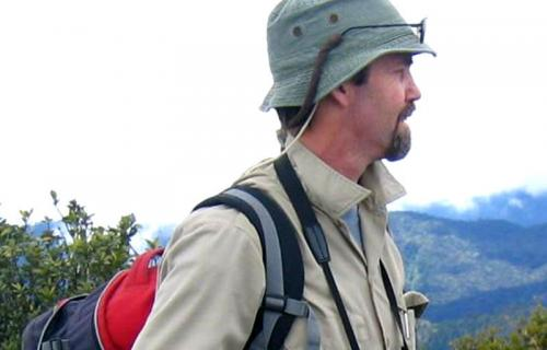 Professor of Environmental Sustainability, Carlos Guindon, PhD