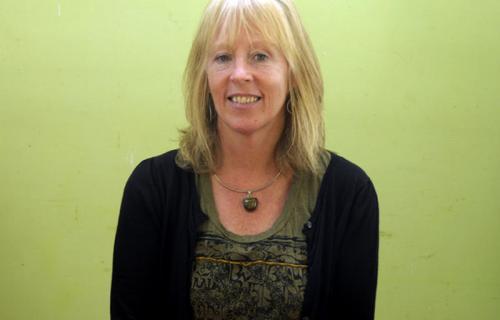 Executive Director, Debra Hamilton