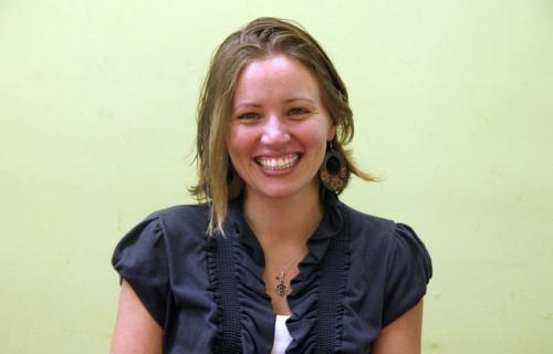 Children Summer Camp Coordinator, Evelyn Rockwell Solano