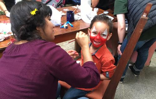 Homestay Families;The Connection to the Community