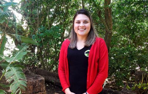 Community Outreach Program Coordinator, Jennifer Ugalde