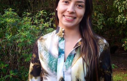 Academic Coordinator, Jessica Arias, MS