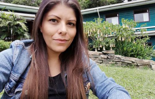 Professor of Spanish and Culture, Jessie Zuñiga