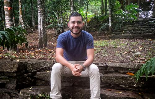 Forestry Engineer, Julio Rojas Elizondo