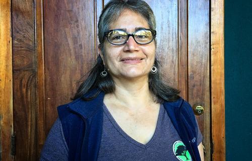 Research Coordinator, MS Luisa Moreno