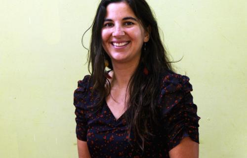 Supervisor, Center for Community Initiatives, Selena Avendaño, MBA