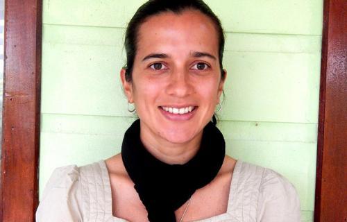 Education Abroad Program Coordinator, Sofia Arce Flores , MS