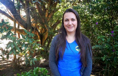 Accounting Assistant, Yadixa Leitón
